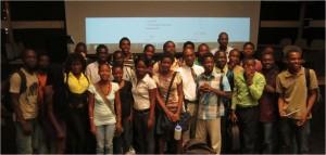 Conférence organisée le 7 mai 2014 au Campus Henry Christophe de Limonade-Haiti