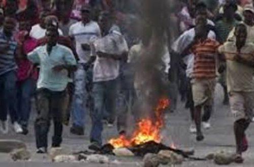 Article : Elections en Haïti, un véritable casse-tête
