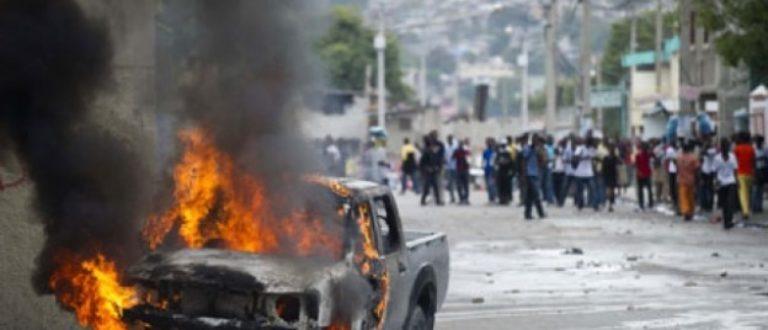 Article : Un regard sur l'anarchie haïtienne