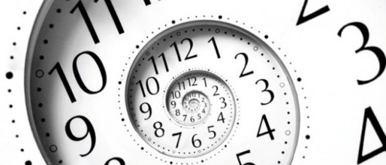 Article : Une conception du temps