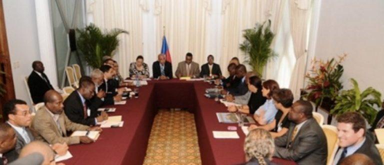Article : Haïti en besoin d'État