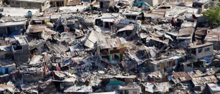 Article : Haïti : ruines et ruptures
