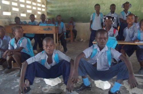 Article : La vie en Haïti, un défi…